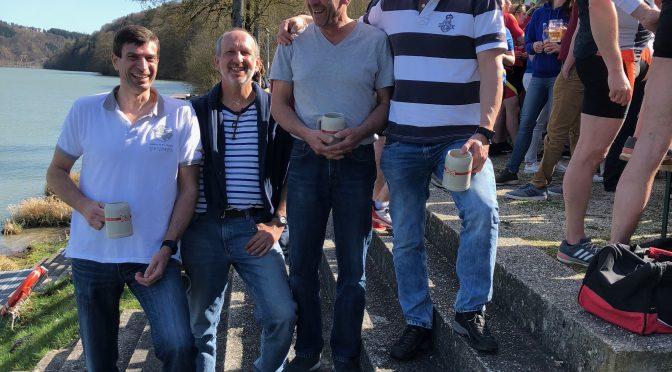 Inn-River-Race Passau 07.04.2018 und Ausflug nach Schäding 08.04.2018