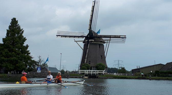 Ruderclub Kaufering in Amsterdam